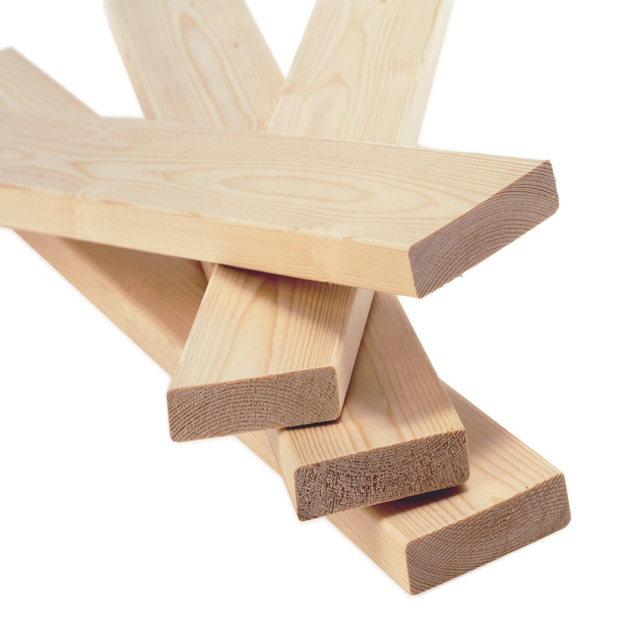Дървен материал летви
