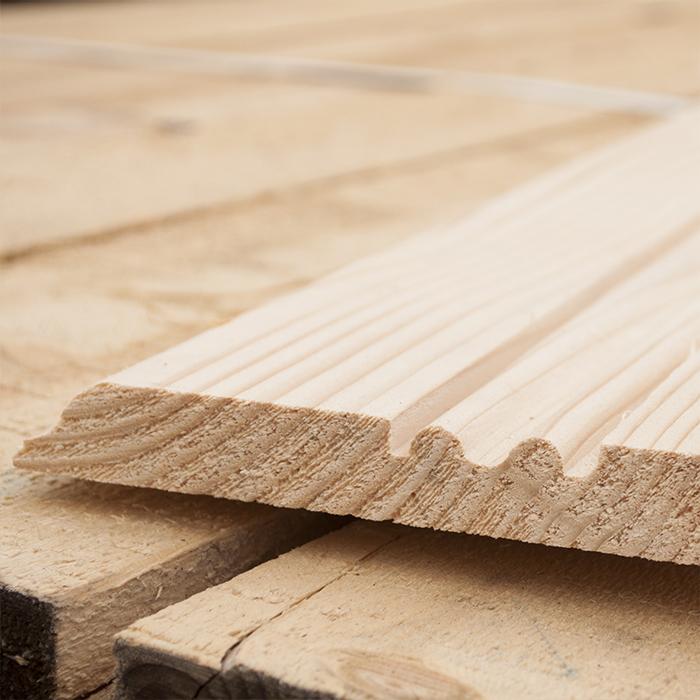 Дървен материал челни дъски