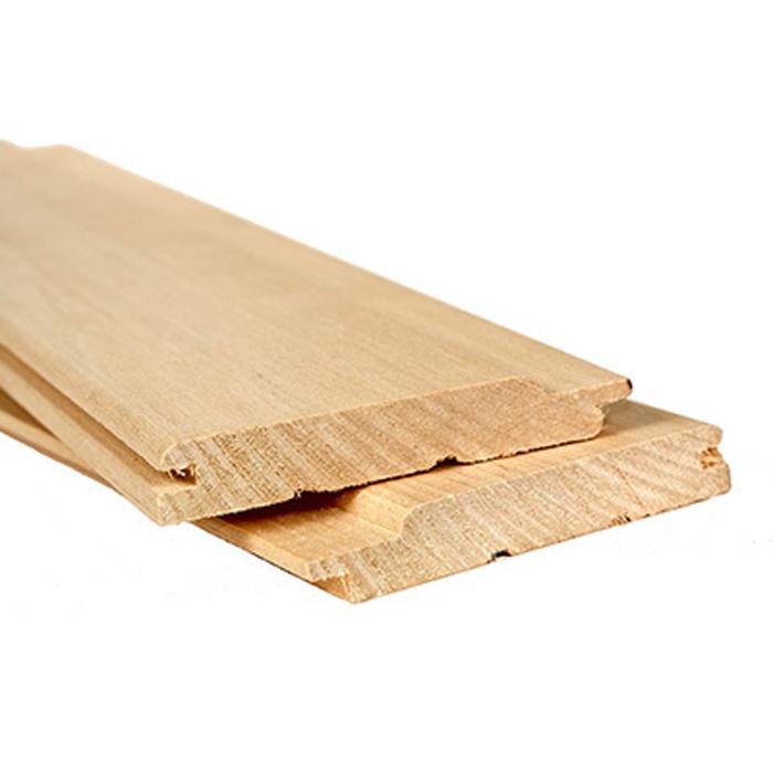 Дървен материал ламперия