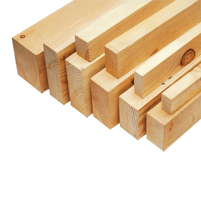 Дървен материал ребра