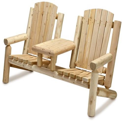 Двоен стол