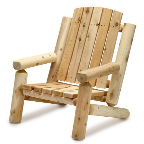 Единичен стол